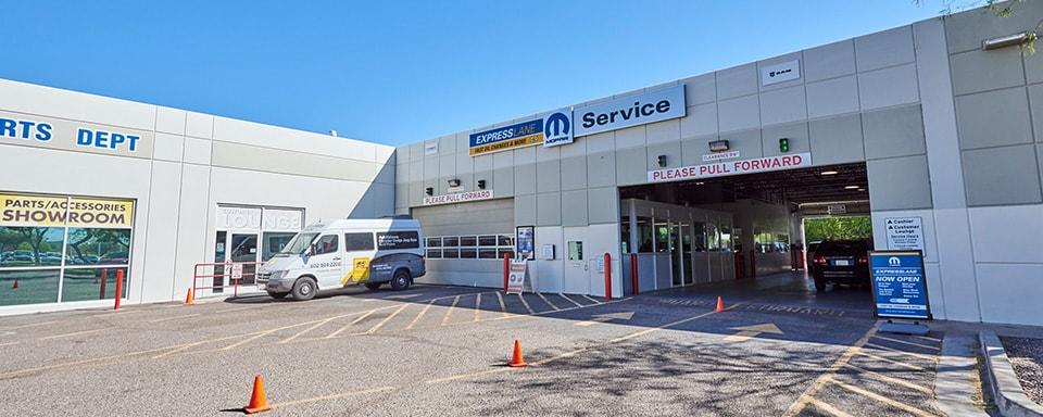 Autonation North Phoenix >> Autonation Service Center In Phoenix Az Autonation