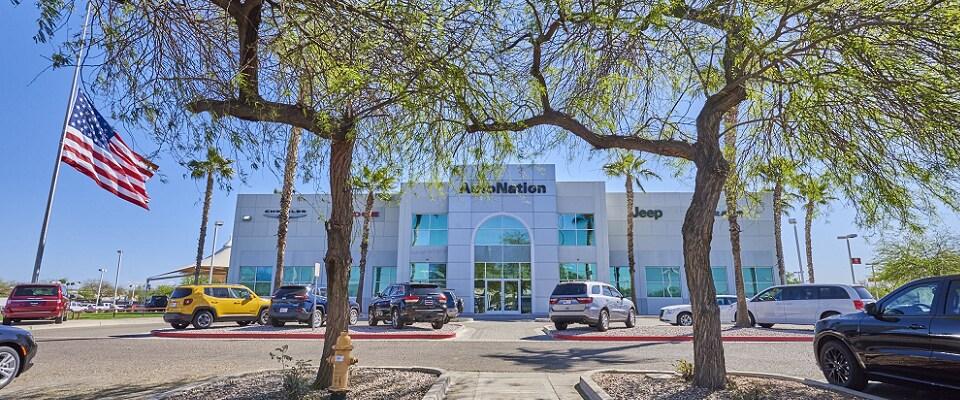 Autonation North Phoenix >> About Your Chrysler Dodge Jeep Ram Fiat Dealership In