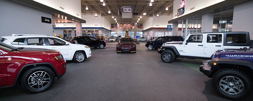 Autonation Chrysler Dodge Jeep Ram And FIAT North Phoenix