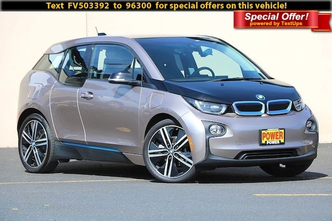 2015 BMW i3 with Range Extender Hatchback