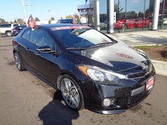 Certified Pre-Owned 2015 Kia Forte Koup SX FWD Coupe P5121 in Salem, OR