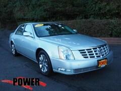 2011 Cadillac DTS Premium Sedan