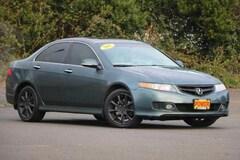 Used 2007 Acura TSX Base Sedan