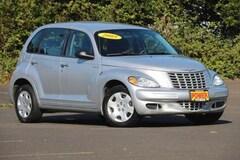 Used 2005 Chrysler PT Cruiser Base Wagon