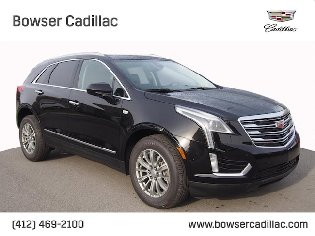 New 2019 Cadillac Xt5 Luxury For Sale In Mcmurray Pa Near
