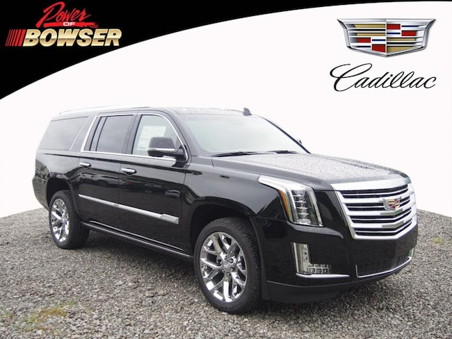 New 2019 Cadillac Escalade Esv Platinum For Sale In Mcmurray Pa