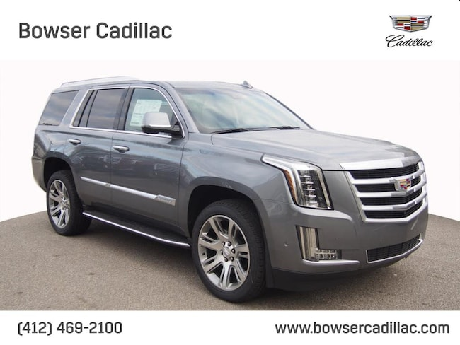 New 2019 CADILLAC Escalade Luxury SUV Pittsburgh, PA