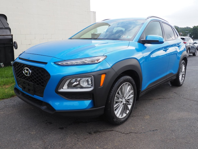 used 2018 hyundai kona for sale at bowser hyundai of. Black Bedroom Furniture Sets. Home Design Ideas