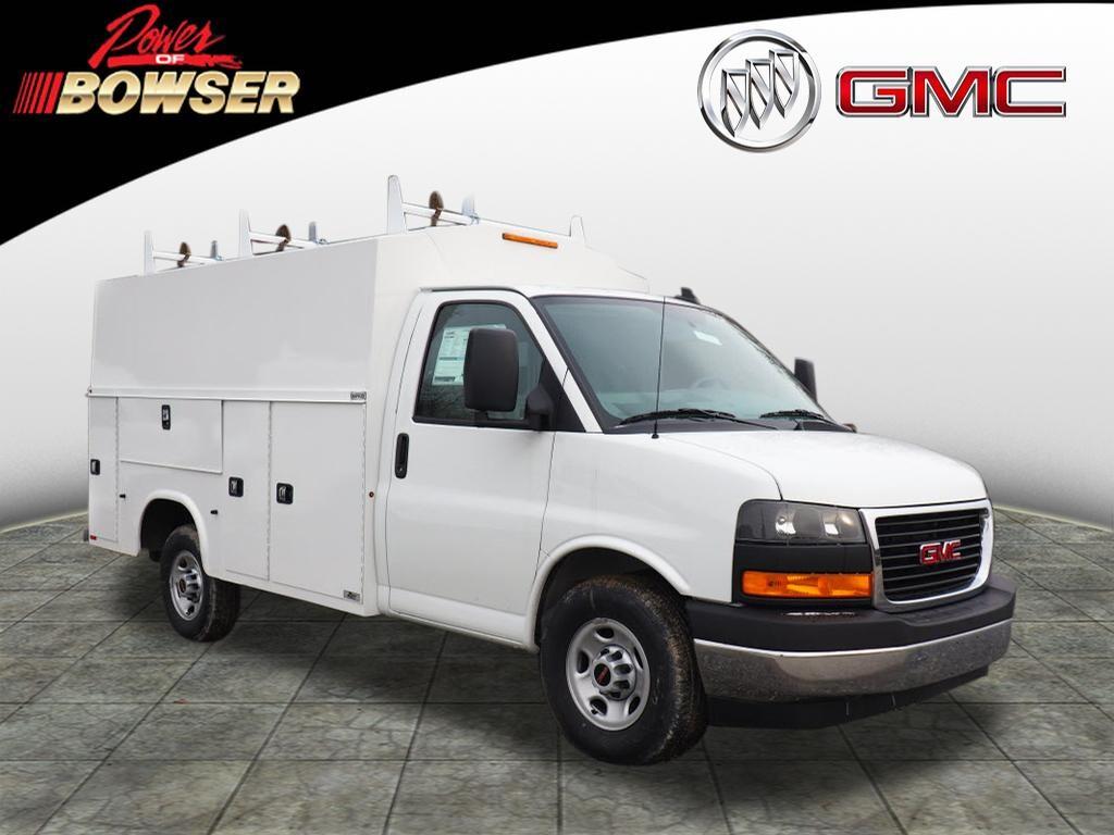 2019 GMC Savana Cutaway Truck