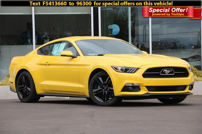 Used 2015 Ford Mustang For Sale At Power Volkswagen Of Corvallis Vin 1fa6p8th2f5413660