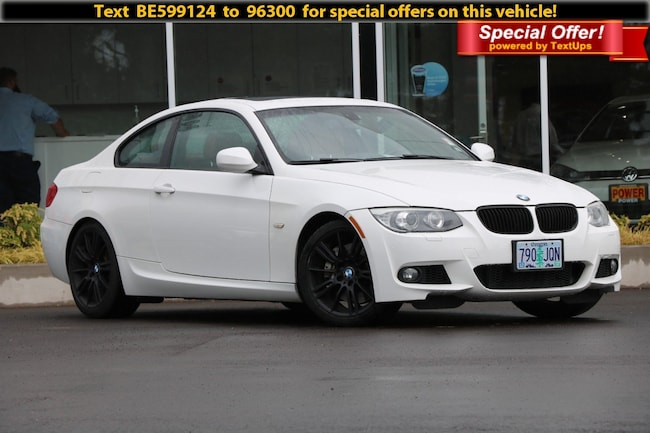 Used 2011 BMW 335i For Sale at Power Volkswagen of Corvallis | VIN:  WBAKG7C58BE599124