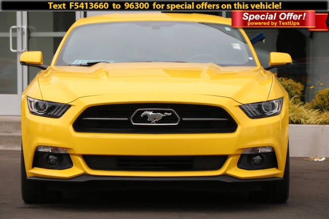 Used 2015 Ford Mustang For Sale at Power Volkswagen of Corvallis   VIN:  1FA6P8TH2F5413660