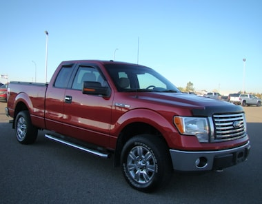 2010 Ford F-150 XLT Quad SWB