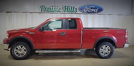2007 Ford F-150 XLT Extended Cab Truck