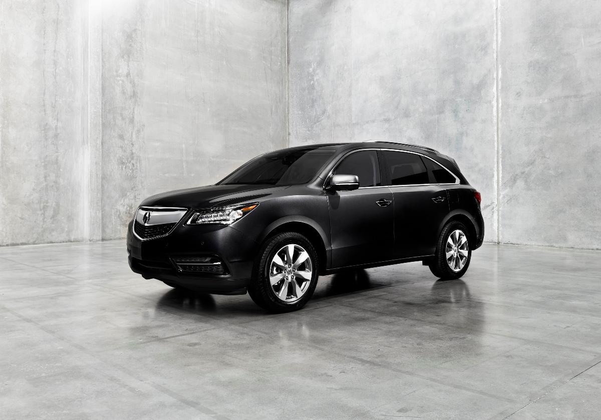New Acura MDX In Lawrenceville Compare To Audi Q BMW X - Acura mdx package comparison