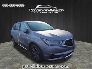 New 2019 Acura MDX SH-AWD SH-AWD  SUV Lawrenceville, NJ