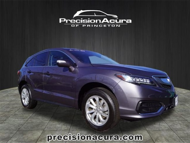 Certified Pre-Owned 2017 Acura RDX Base SUV For Sale Lawrenceville, NJ