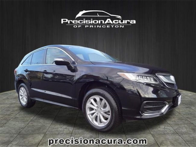 Certified Pre-Owned 2016 Acura RDX Base SUV For Sale Lawrenceville, NJ