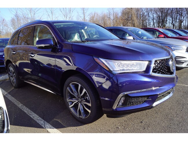 New 2019 Acura MDX SH-AWD with Advance Package SH-AWD  SUV w/Advance Package For Sale/Lease Lawrenceville, NJ