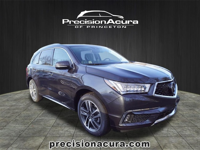 New 2019 Acura MDX Sport Hybrid SH-AWD with Advance Package SUV For Sale/Lease Lawrenceville, NJ
