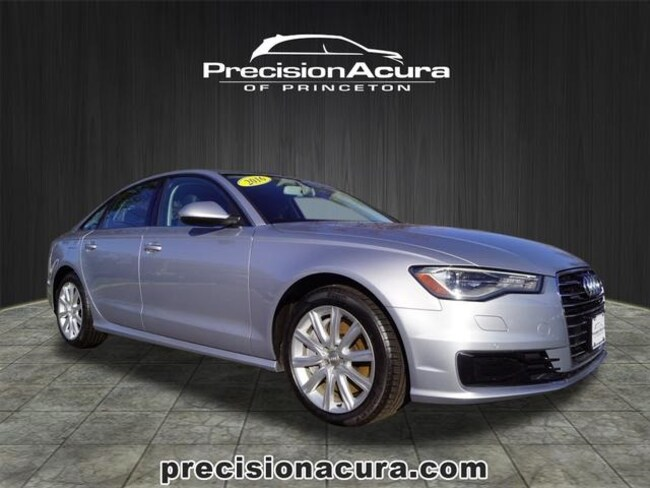 Used 2016 Audi A6 2.0T Premium Plus Sedan For Sale Lawrenceville NJ