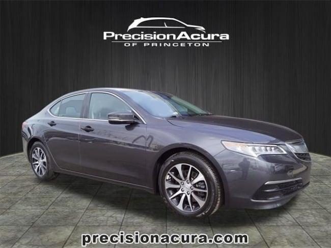 Certified Pre-Owned 2016 Acura TLX 2.4L Sedan For Sale Lawrenceville, NJ