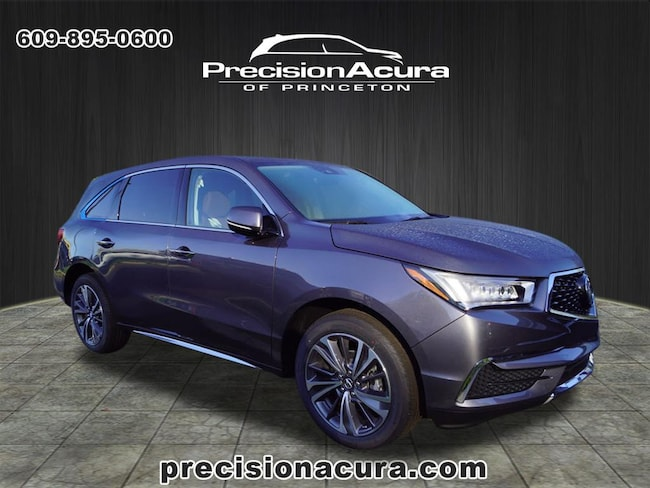 New 2019 Acura MDX SH-AWD with Technology Package SH-AWD  SUV w/Technology Package For Sale/Lease Lawrenceville, NJ