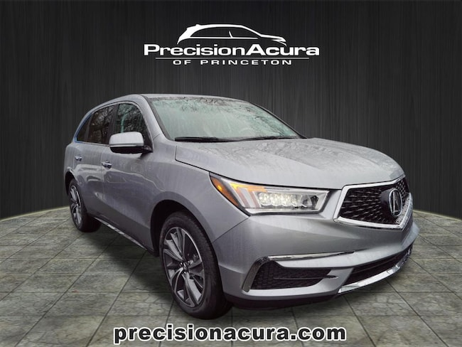 New 2019 Acura MDX SH-AWD with Technology Package SUV For Sale/Lease Lawrenceville, NJ