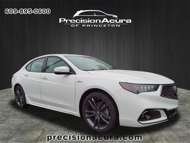 New 2019 Acura TLX 3.5 V-6 9-AT SH-AWD with A-SPEC SH-AWD V6  Sedan w/Technology and A-SPEC Package For Sale/Lease Lawrenceville, NJ
