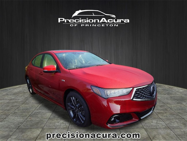 New 2019 Acura TLX 3.5 V-6 9-AT P-AWS with A-SPEC Sedan For Sale/Lease Lawrenceville, NJ