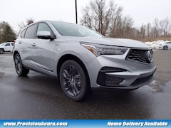 New 2021 Acura RDX SH-AWD with A-Spec Package SUV For Sale in Lawrenceville, NJ