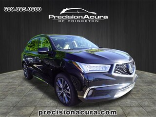New 2019 Acura MDX SH-AWD with Advance Package SH-AWD  SUV w/Advance Package Lawrenceville, NJ