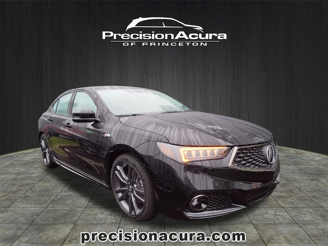 New 2019 Acura TLX 3.5 V-6 9-AT P-AWS with A-SPEC RED Sedan For Sale/Lease Lawrenceville, NJ