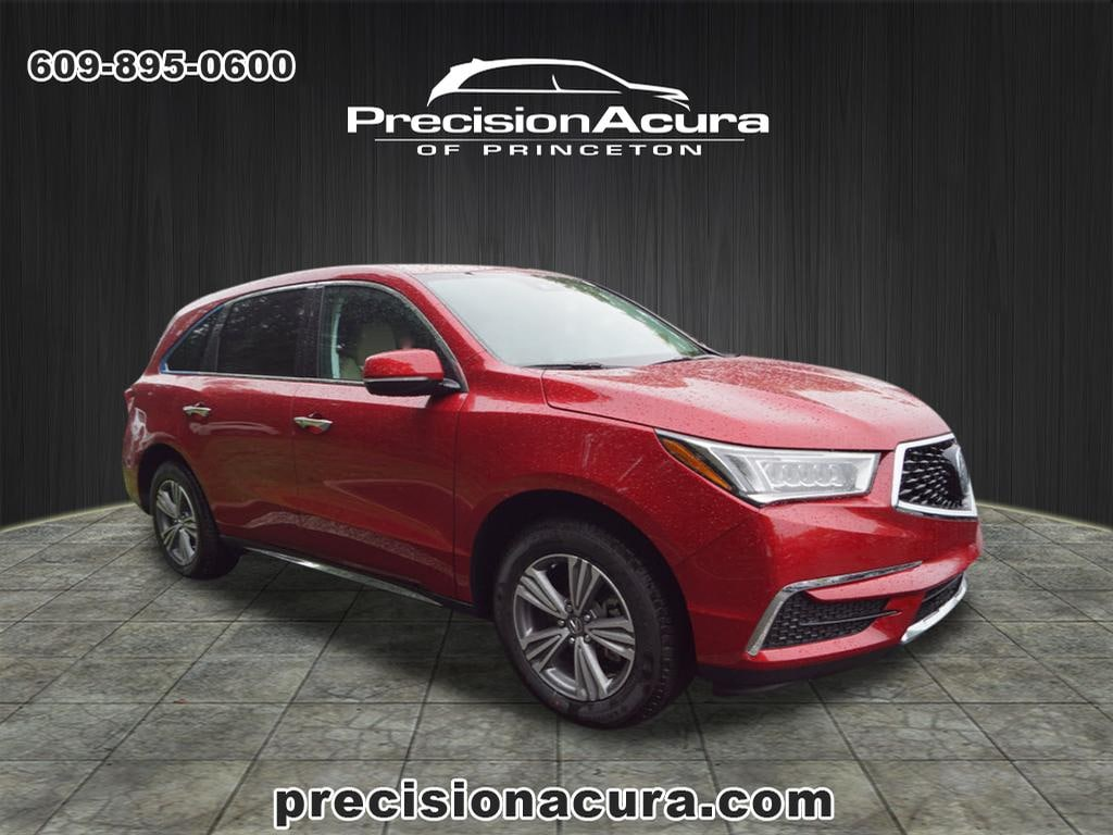 Acura Mdx For Sale In Nj >> New 2019 Acura Mdx For Sale Lease In Lawrenceville Nj Vin