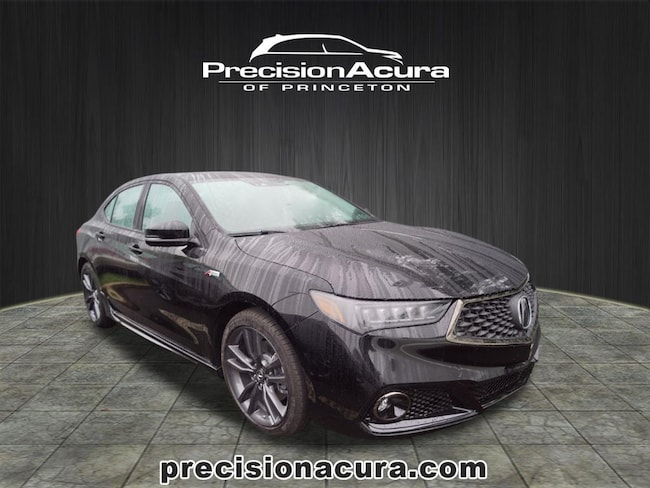 New 2019 Acura TLX 2.4 8-DCT P-AWS with A-SPEC RED Sedan For Sale/Lease Lawrenceville, NJ