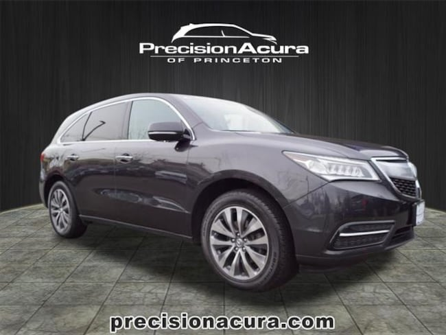 Certified Pre-Owned 2016 Acura MDX 3.5L SUV For Sale Lawrenceville, NJ