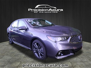 New 2019 Acura TLX 3.5 V-6 9-AT P-AWS with A-SPEC RED Sedan Lawrenceville, NJ