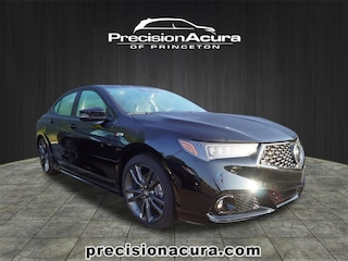New 2019 Acura TLX 3.5 V-6 9-AT P-AWS with A-SPEC Sedan Lawrenceville, NJ