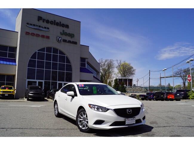 2017 Mazda Mazda6 Sport Sport  Sedan 6A