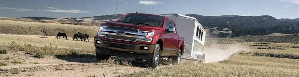 New 2018 F-150 Precision Ford