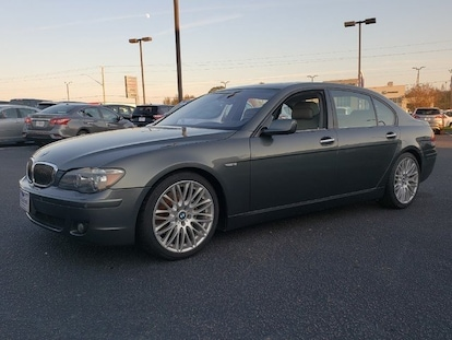 Used 2007 Bmw 750li For Sale At Precision Ford Vin Wbahn83577dt74261