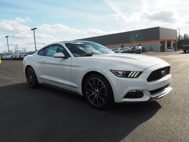 2017 Ford Mustang I4 Coupe