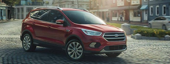 Precision Ford 2018 Escape