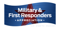 Military & First Responder Appreciation