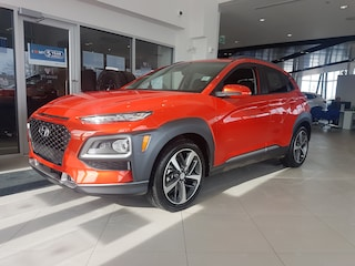 2019 Hyundai KONA 1.6 Turbo, DCT Transmission, AWD SUV