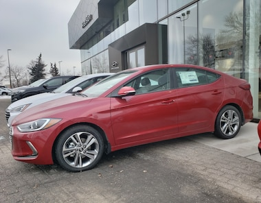 2018 Hyundai Elantra Last Remaining GLS Sedan