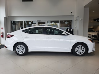 2019 Hyundai Elantra Essential Automatic Sedan