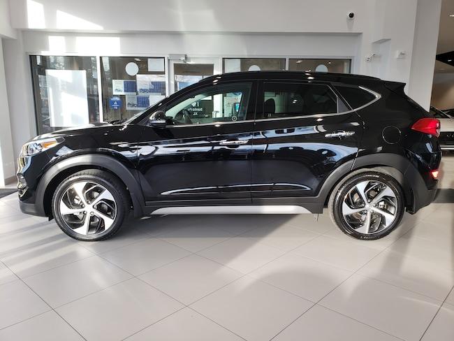 2018 Hyundai Tucson Ultimate, 1.6 Turbo, DCT Trans, AWD SUV