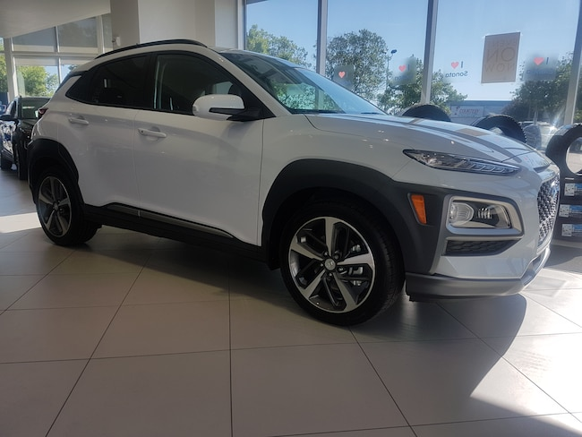 2019 Hyundai KONA Ultimate 1.6 Turbo DCT SUV