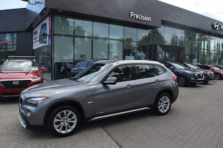 2012 BMW X1 xDRIVE w/ LEATHER / PANORAMIC ROOF / LOW KMS SUV